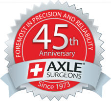 Axle Surgeons 45th anniversary